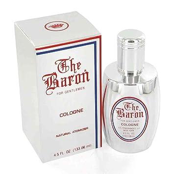 The Baron De Ltl Fragrances Para Hombres Colonia Vaporizador 4.5 Oz / 130 Ml: Amazon.es: Belleza