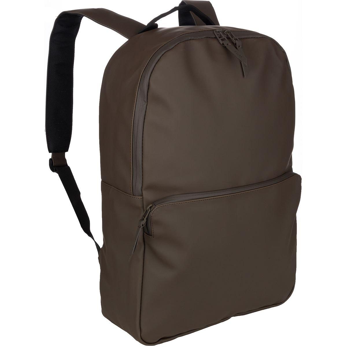 Rains Field Bag Purse Brown, One Size