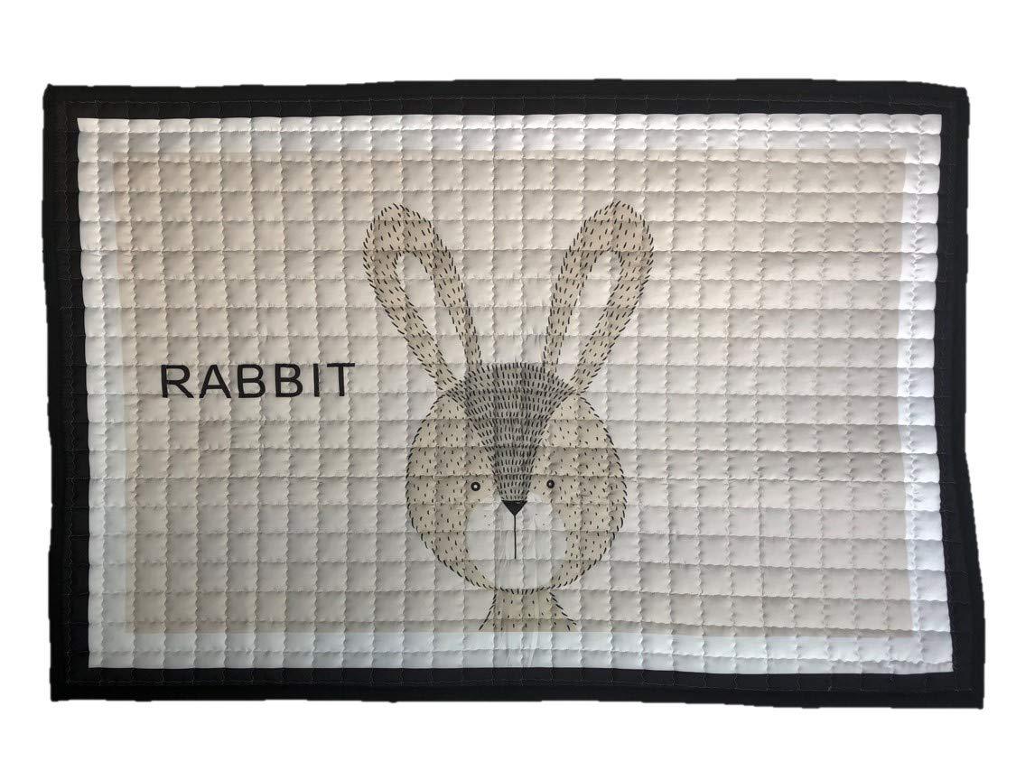 Cran & Berry - Animal Play/Activity Mat (Rabbit)
