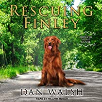 RESCUING FINLEY: FOREVER HOME SERIES, BOOK 1