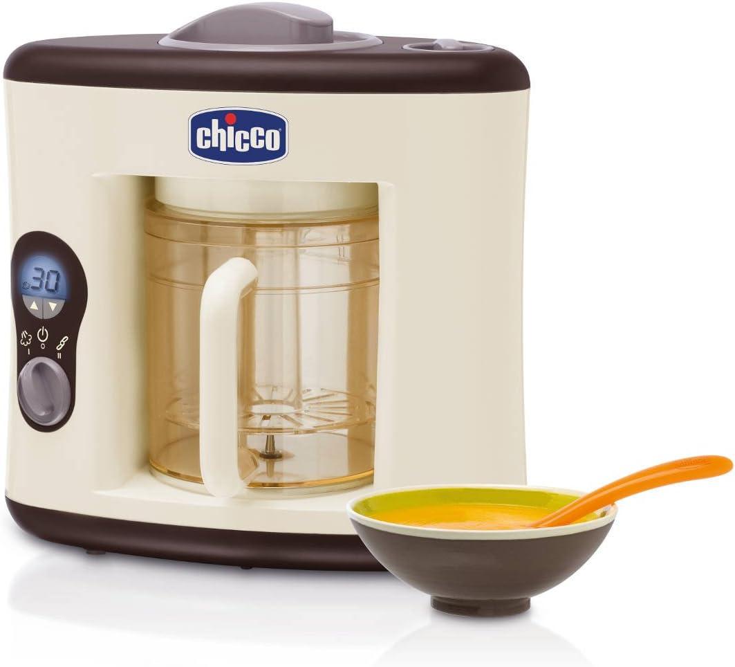 Chicco Sano Vapor - Procesador de alimentos para bebé: Amazon.es: Bebé