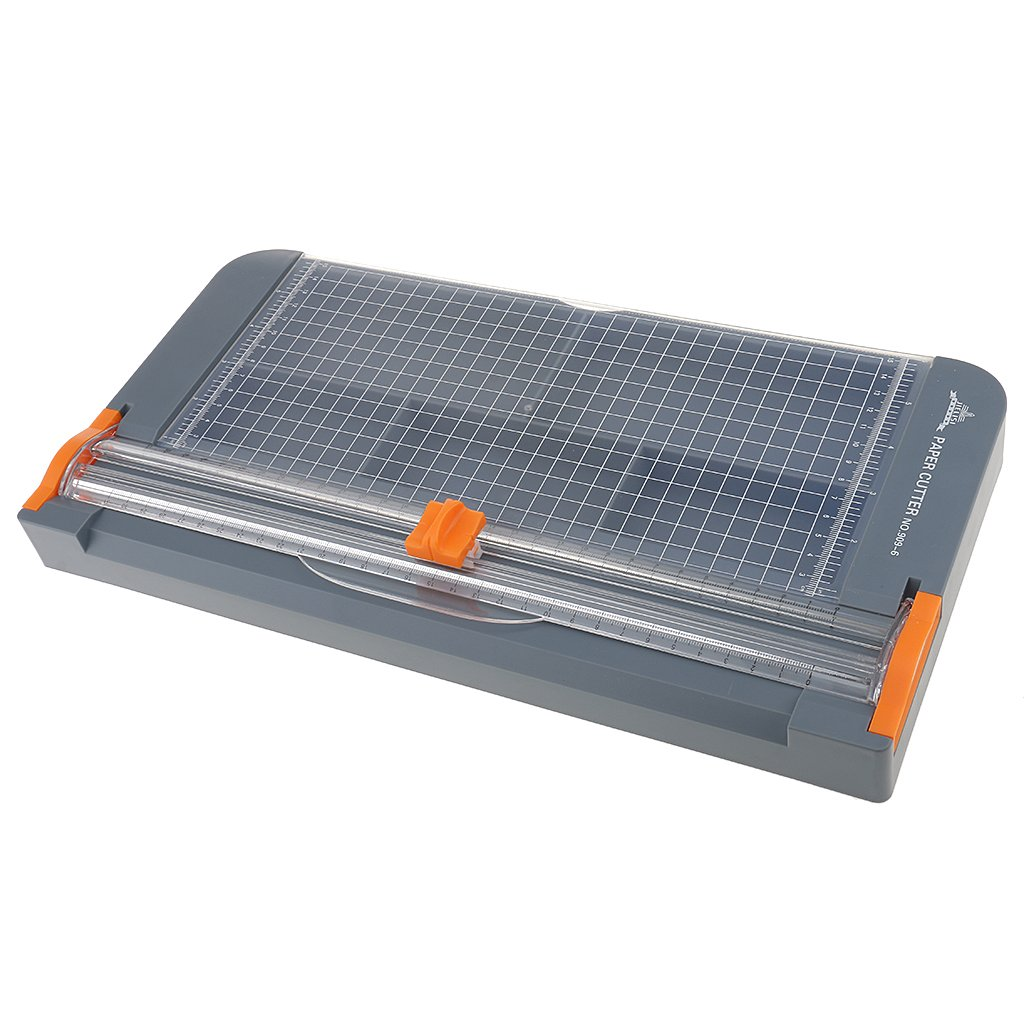 Jili Online Portable Paper Cutting Machine Stiorage Box For A4 Manual Paper Trimmer Cutter Hand Tool Home Office Tool