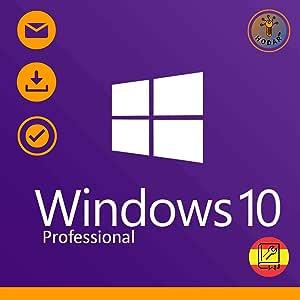 Windows 10 Pro (Professional) 32 / 64 bits Licencia   Windows 10 Home Upgrade   Clave de Activación Original   Español   100% de garantía de activación   Entrega 1h-24h por correo electrónico