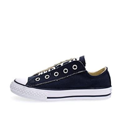 Converse 356855c Ct Slip On Canvas Navy Zapatillas De Deporte Navy 31