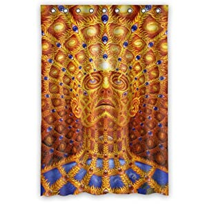 Alex grey spiritual art painting custom design for Spiritual shower