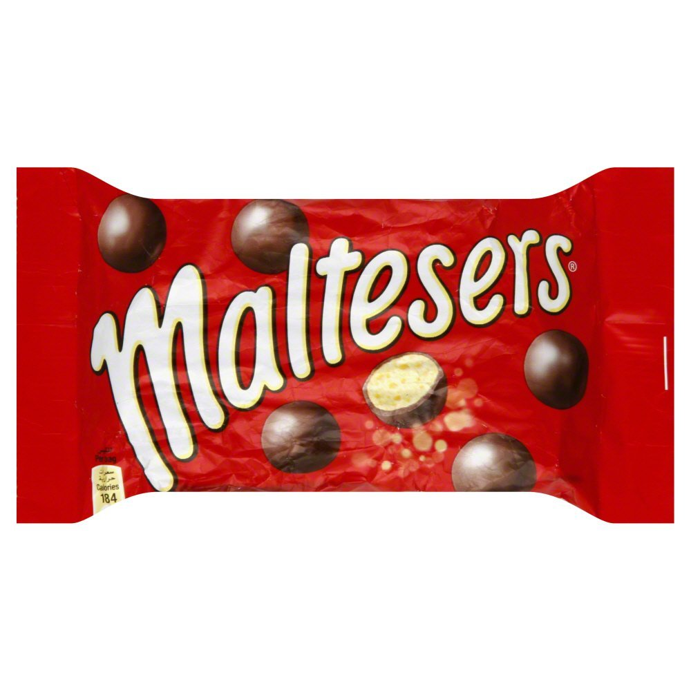 Amazon.com : Mars Maltesers 37g x 5 Pack : Chocolate And Candy ...