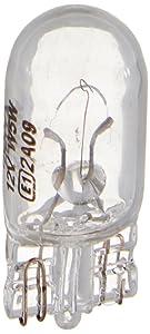 HELLA 2825SB Standard-5W Standard Miniature Bulb 2 Pack