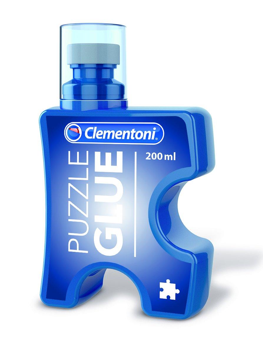 Clementoni 30299 - Puzzle Glue [importado de Alemania]