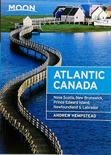 Saint John New Brunswick Canada - Moon Atlantic Canada: Nova Scotia, New Brunswick, Prince Edward Island, Newfoundland & Labrador (Travel Guide)