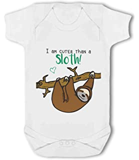 3da63d6ea4f4 The T Bird Sloth Romper Suit Sloth Mode Sloth Baby Newborn Baby Gift ...