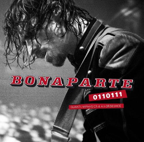 Bonaparte: 0110111 - Quantum Physics & A Horseshoe [Vinyl LP] (Vinyl)