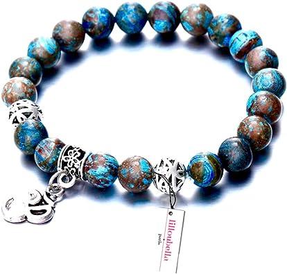 bijoux de lithothérapie pour femmes