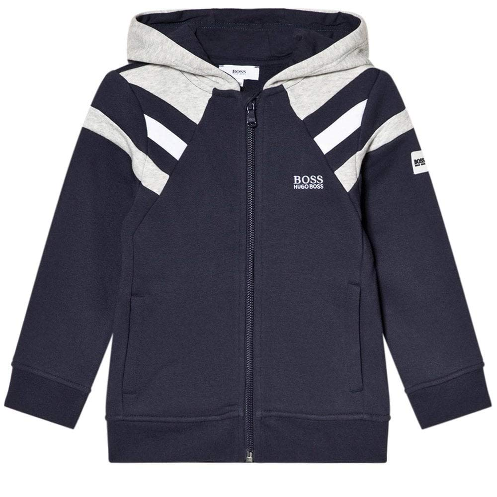 Hugo Boss Boys Tracksuit Outfit