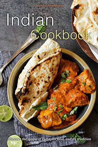 Indian Cookbook Discover magic tradition ebook