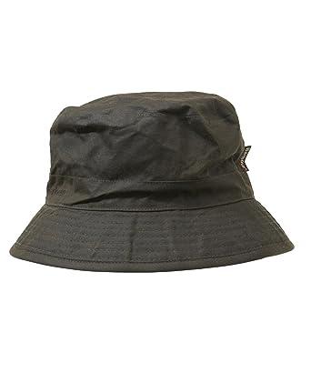 Barbour - Cappello alla Pescatora - Uomo Verde Oliva XL  Amazon.it   Abbigliamento d6293cf711e4
