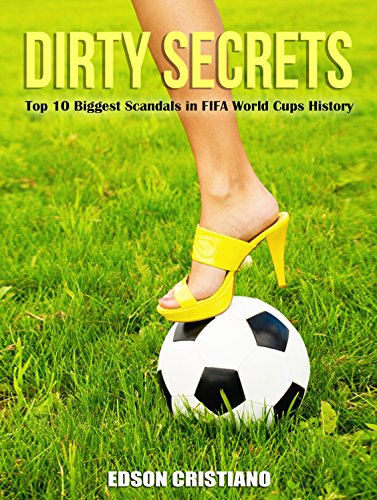Barcelona World Cup (Football Game Dirty Secrets: 10 Top Biggest Scandals in FIFA World Cups History: Mafia Corruption iQ, Soccernomics, Organisations Reference Skills & Coaching ... Leagues  iq volume 1 2 possession coins))