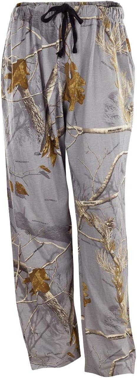 Mens Realtree Camo Sleep PJ Pajama Pant