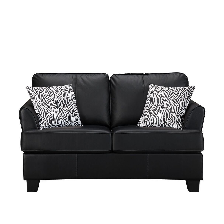 Amazon com k b furniture hayden sofa with full sleeper kitchen dining