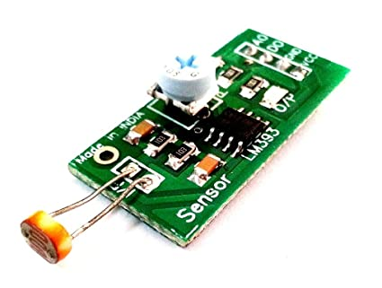 Graylogix LDR Sensor Module: Amazon.in: Industrial & Scientific