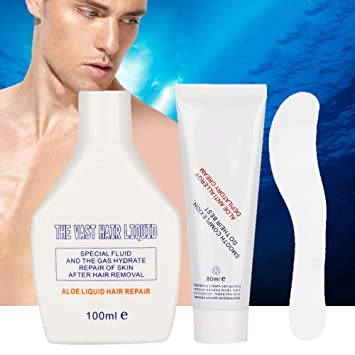 Crema depilatoria,cuerpo para hombres Crema depilatoria para ...
