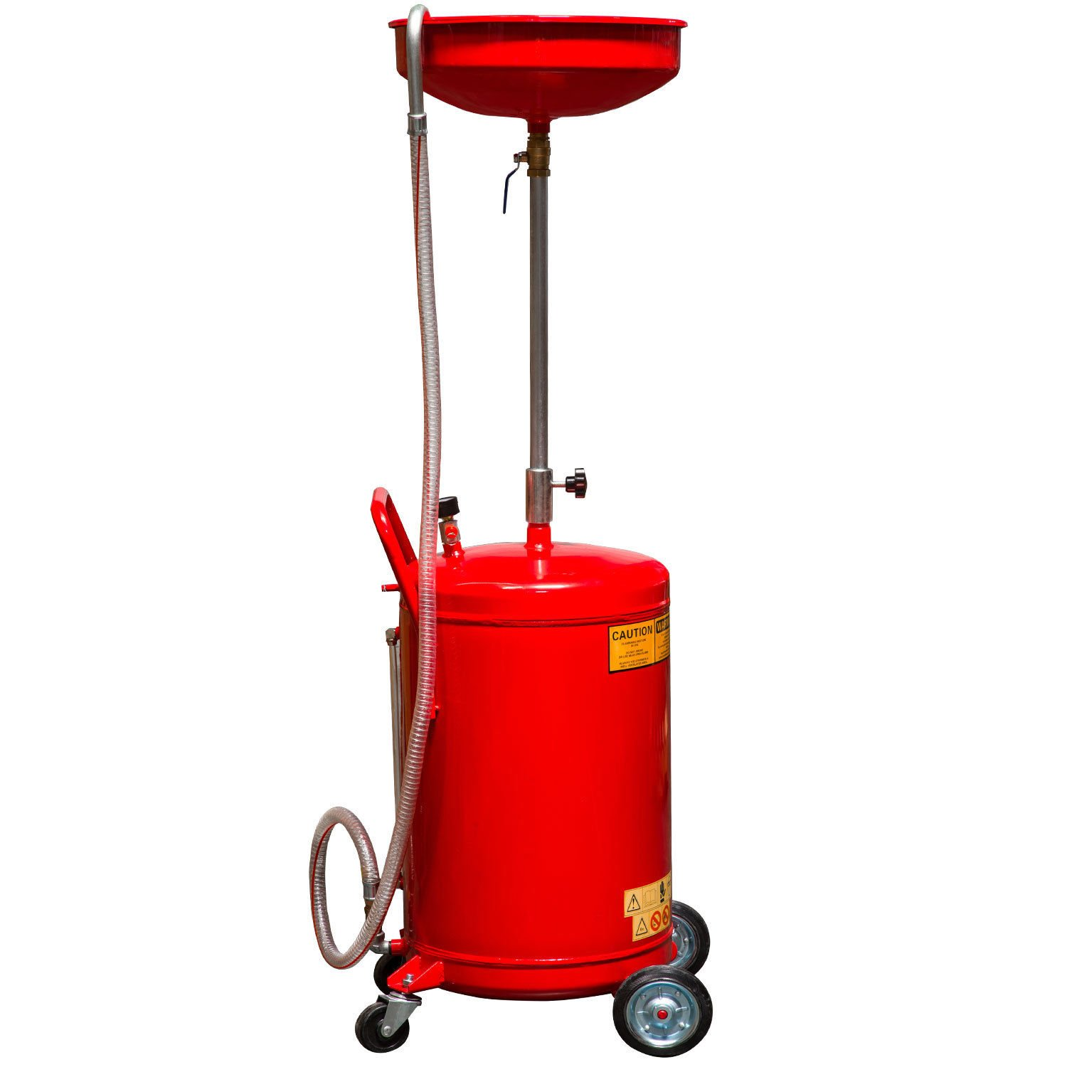 Amazon com: Oil Filter Portable Air Tank Waste Oil Air Operated
