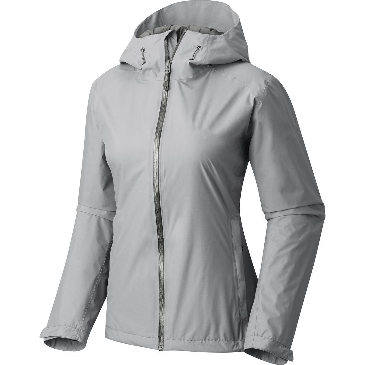 Grey Ice Mountain Hardwear Finder Jacket  Women's