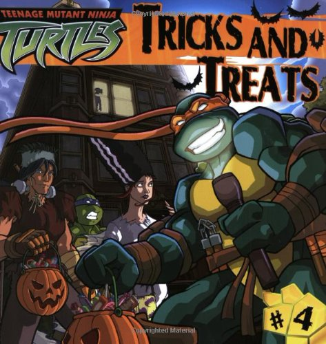 Download Tricks and Treats (Teenage Mutant Ninja Turtles (8x8)) PDF