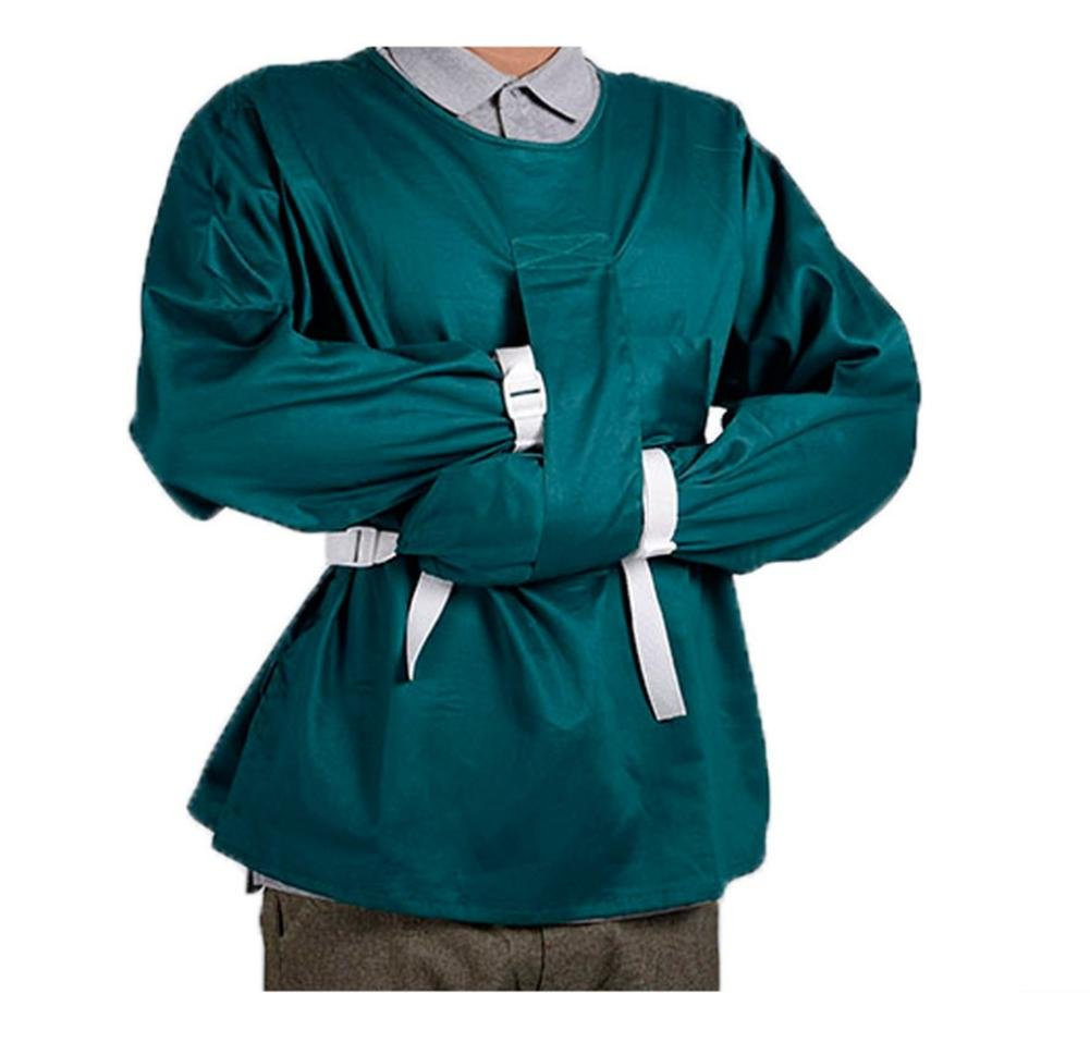 WE&ZHE Safety Clothing Constraint Clothing, Apply With Unconscious Bed Restagers - To Prevent Restlessness And Fall , S