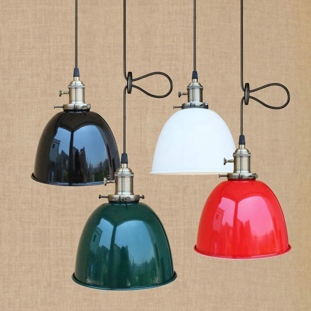 ZJDK Kreative Pendelleuchte Küche Home - Hängendes Licht Moderne Einfachheit Indoor Dining Room Suspension Luminaries (Grün) Green