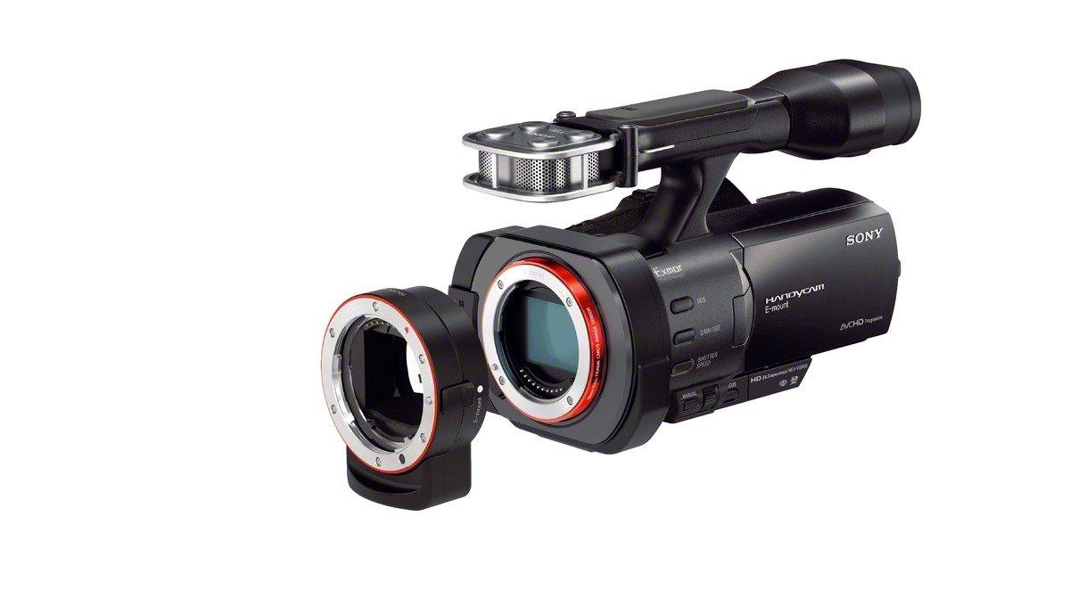 Amazon.com : Sony NEXVG900 Full Frame Interchangeable Lens Camcorder ...