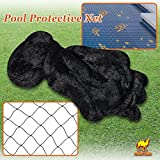 Strong Camel Pool Netting Pond Protective Floating Net Tub Mesh Cover (28'x45')