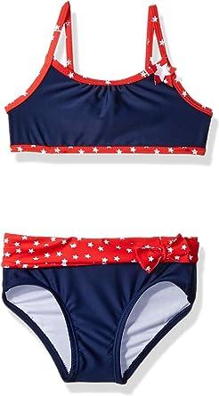 KIKO /& MAX Girls Baby 2-Piece Swimsuit Bathingsuit