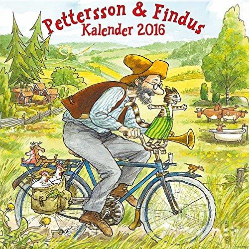 Pettersson and Findus 2016: Kalender 2016 (Media Illustration)