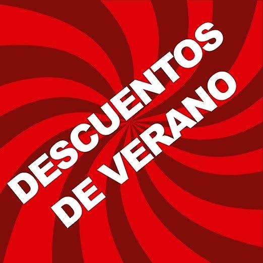 Cartel Descuentos de Verano | Cartel publicitario Descuentos ...