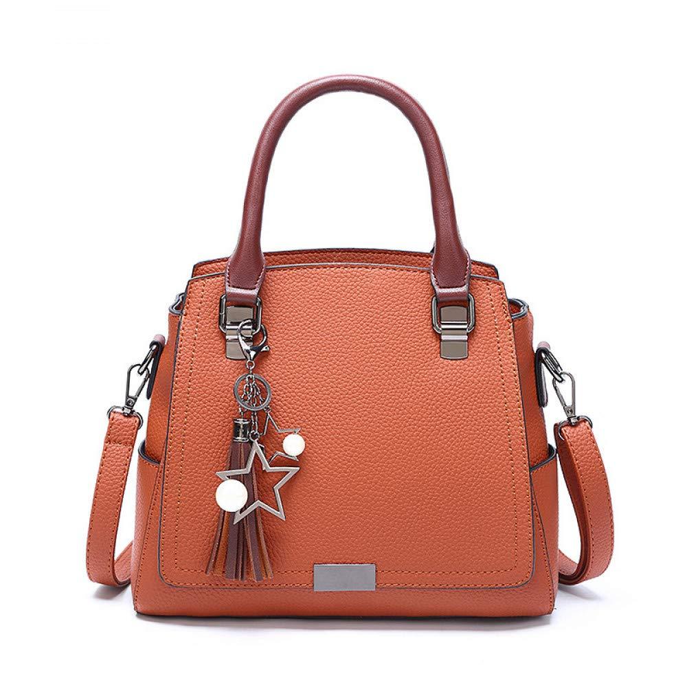 LFG Große Tasche weibliche weibliche weibliche Neue weibliche Tasche Wilde Atmosphäre tragbare Mode große Kapazität Schulter Messenger Bagbags Frauen B07Q985HLM Ruckscke Verkauf Online-Shop f0b120