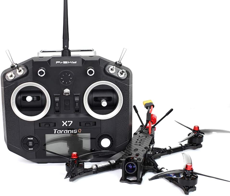 ARRIS Dazzle 5 Inch FPV Racing Drone RC Quadcopter RTF withFrsky Q X7 Transmitter