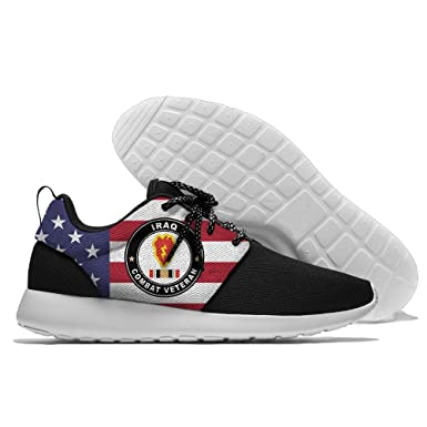 ff02f432f1a3 Us Army 25th Infantry Division Logo Sneakers Running Shoes Athletic Shoes  Unisex Lightweight Athletic Shoes