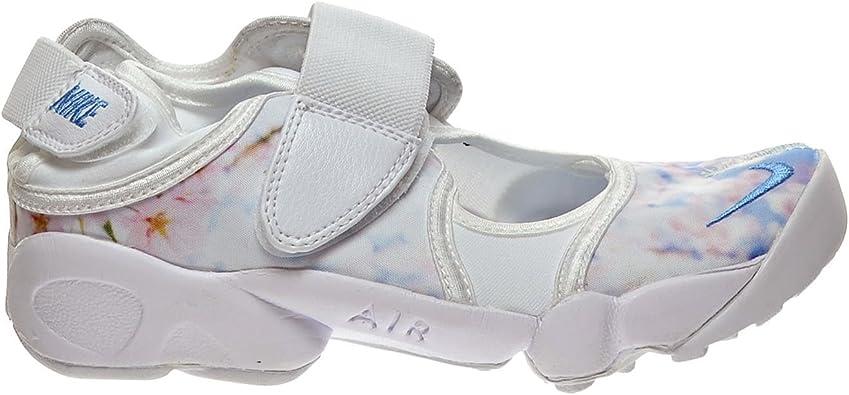 Nike Air Rift Print Women's Shoe White