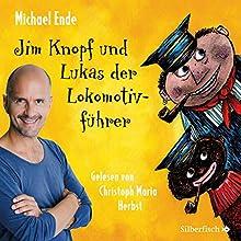Jim Knopf und Lukas der Lokomotivführer Hörbuch von Michael Ende Gesprochen von: Christoph Maria Herbst
