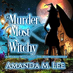 Murder Most Witchy Audiobook