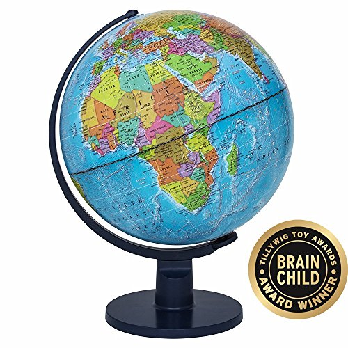 Waypoint Geographic Scout World Globe- Great Quality Globe For