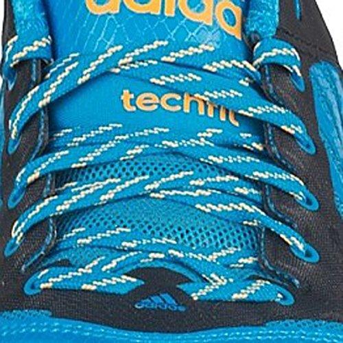 Crazyquick, scarpe da basket traspiranti Adidas C76188 Low Men, colore blu, Uomo, Light Blue, UK 14.5 / 50 2/3