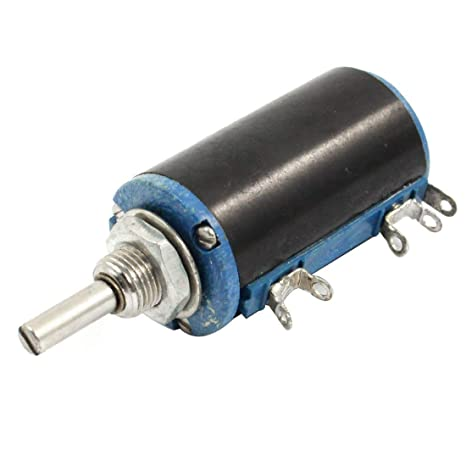 ELECTROPRIME WXD3-13 2W 330R 4mm Shaft Dia Wire Wound Volume