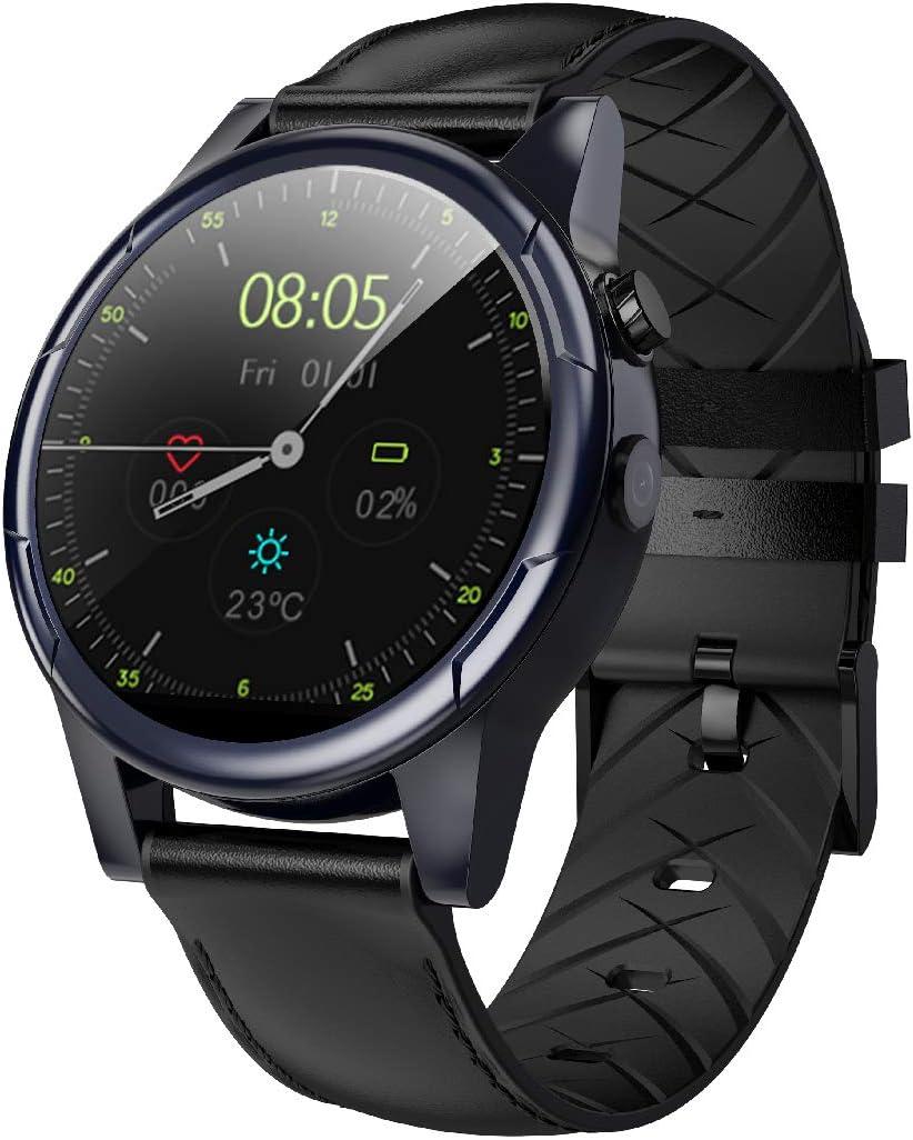 HKPLDE 4G Smartwatch / 1.6Pulgada Pantalla táctil/Fitness Tracker / 3+32GB / GPS Ranura para Tarjeta SIM/con Cámara 2MP Sport / Android7.1