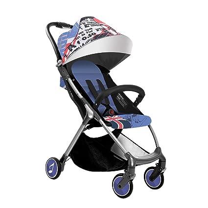babysing s-go plegable portátil multifuncional bebé cochecito de bebé paraguas, Super ligero Shock