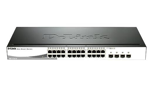 11 opinioni per D-Link DGS-1210-24 router con 4 porte