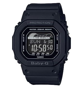 BABY-G Reloj Digital para Mujer de Cuarzo con Correa en Resina BLX-560-1ER: Amazon.es: Relojes
