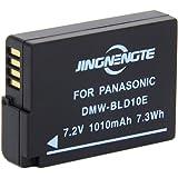 JINGNENGTE® Full Decoded DMW-BLD10 DMW-BLD10E DMW-BLD10PP Battery For Panasonic Lumix DMC-G3 GF2 GX1 Camera