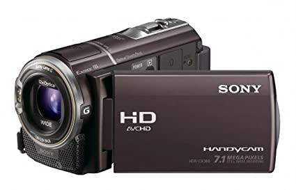 amazon com sony hdr cx360v high definition handycam camcorder rh amazon com Sony HDR CX3-80 sony hdr cx350v manual