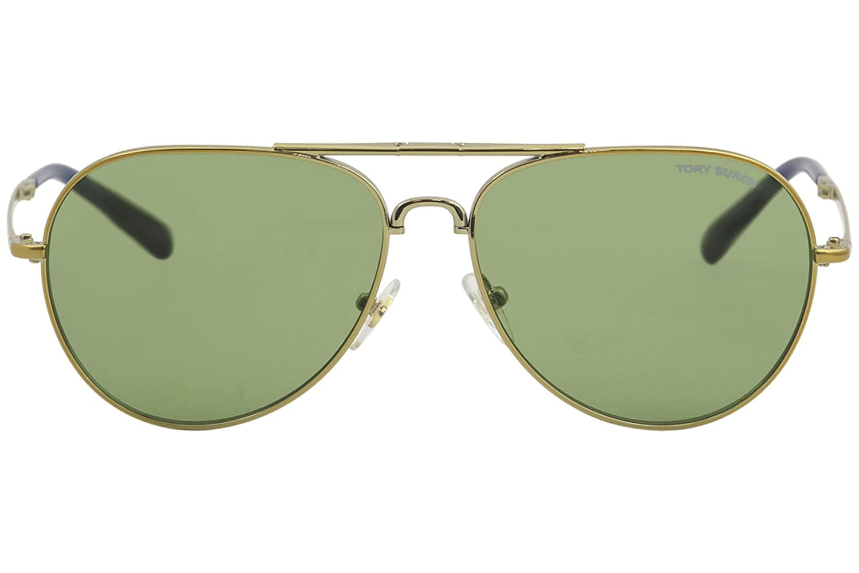 820c9b5cd744 Tory Burch Women's TY6054 Sunglasses 58mm at Amazon Women's Clothing store: